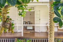This house is just 500 metres from the beach, making sitting out on this verandah on a summer night something truly special.  Source: www.realestate.com.au
