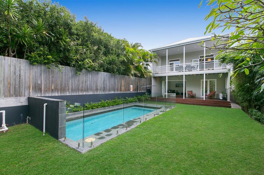 humble pool Queenslander