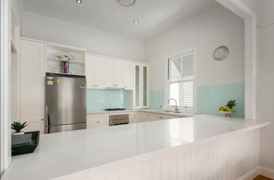 humble kitchen Queenslander