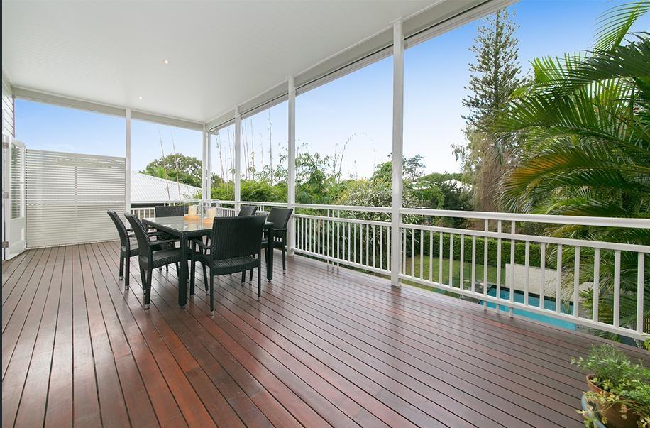 humble verandah Queenslander