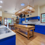 Clayfield Queenslander kitchen