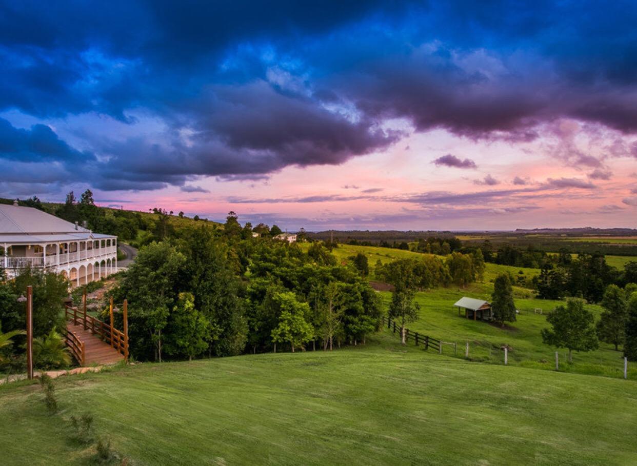 Queenslander + Acreage = Perfection