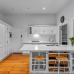 Queenslander kitchen Wilston