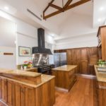 Coorparoo Queenslander kitchen