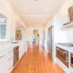 Red Hill Queenslander kitchen