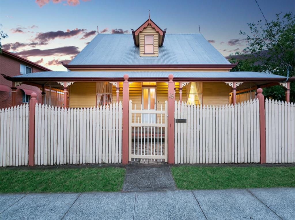 Highgate Hill Colonial Queenslander