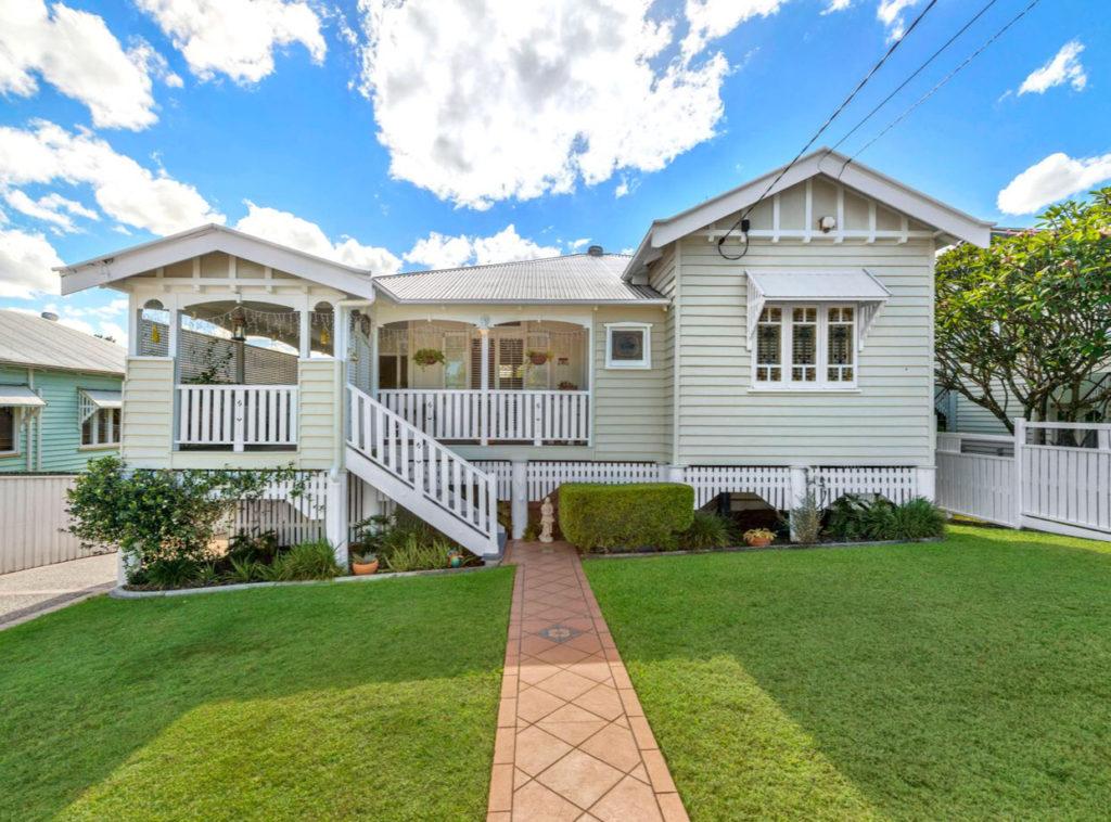 Character Ashgrove Queenslander Queenslander Homes
