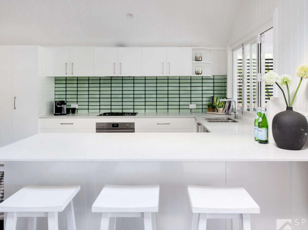 Paddington Split Level Queenslander kitchen