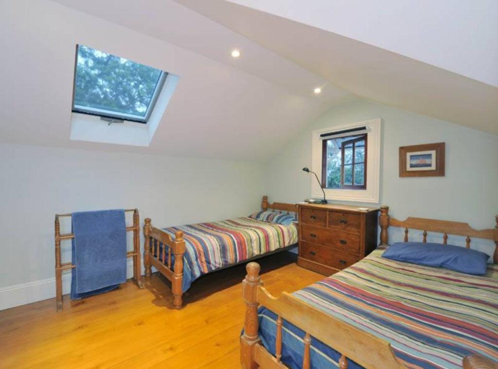 Bulimba Porch and Gable Queenslander bedroom