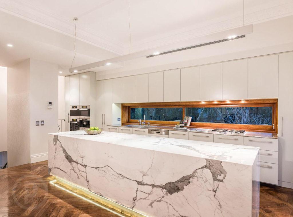 An Architects Take on a Queenslander kitchen