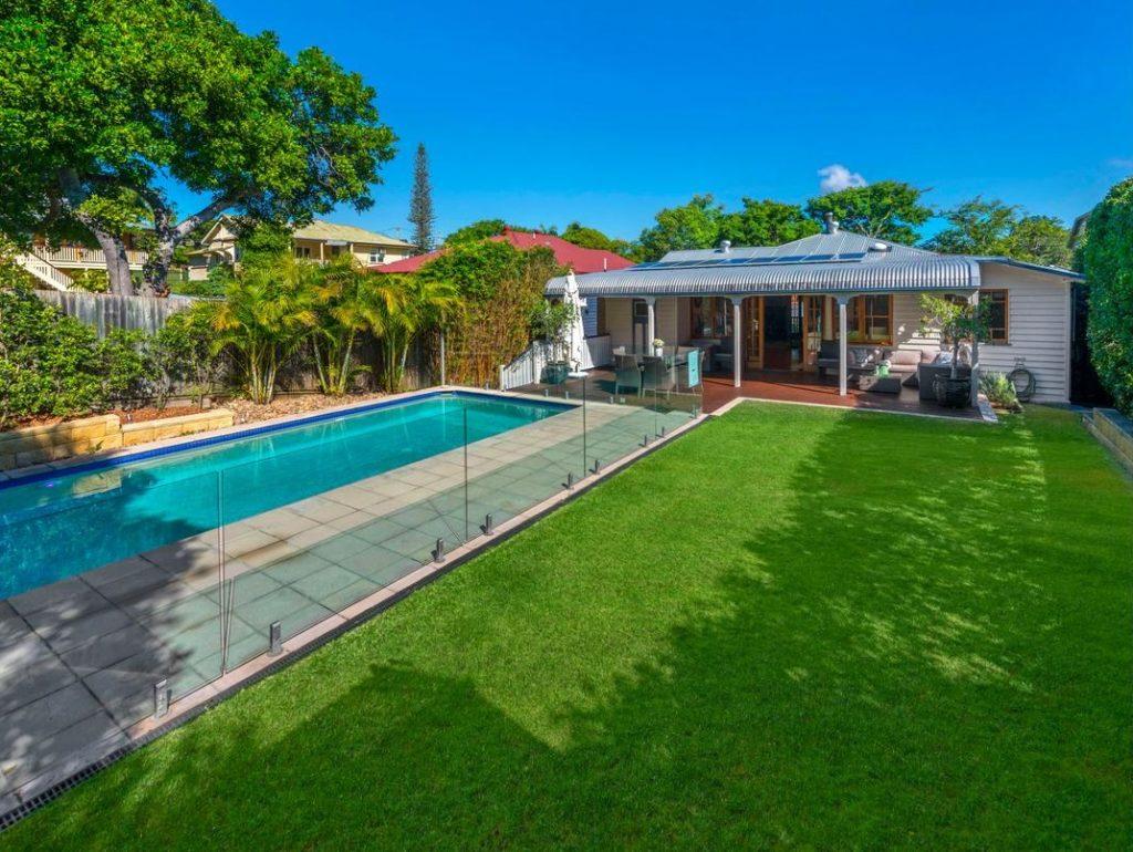 The Ashgrovian House Next Door pool