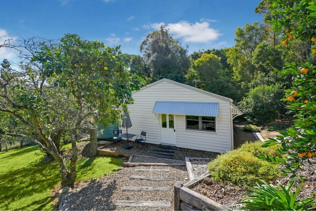 My Dream Queenslander in Maleny guest house