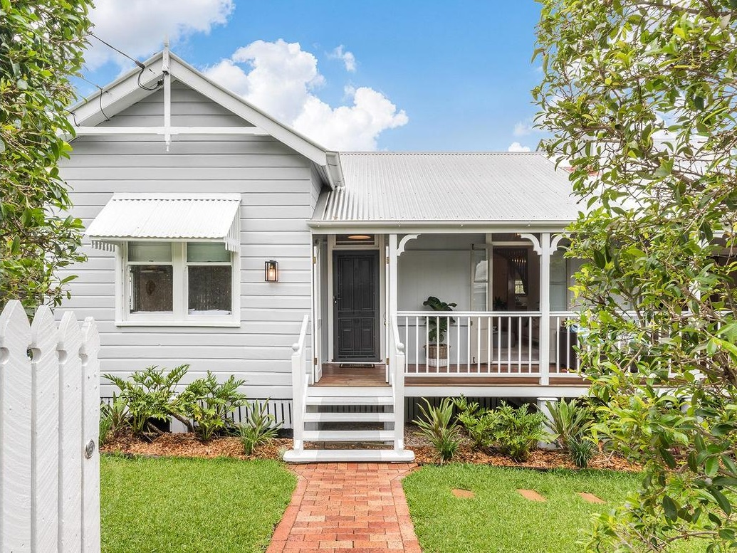 Norman Park Queenslander exterior