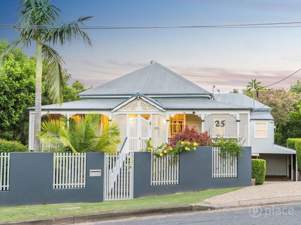 Hawthorne Queenslander exterior