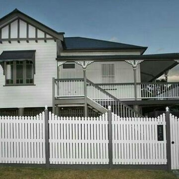 Ipswich porch and gable Queenslander