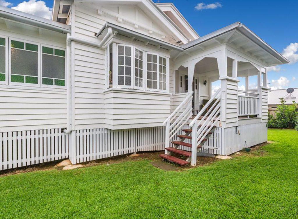 Bangalow Queenslander exterior