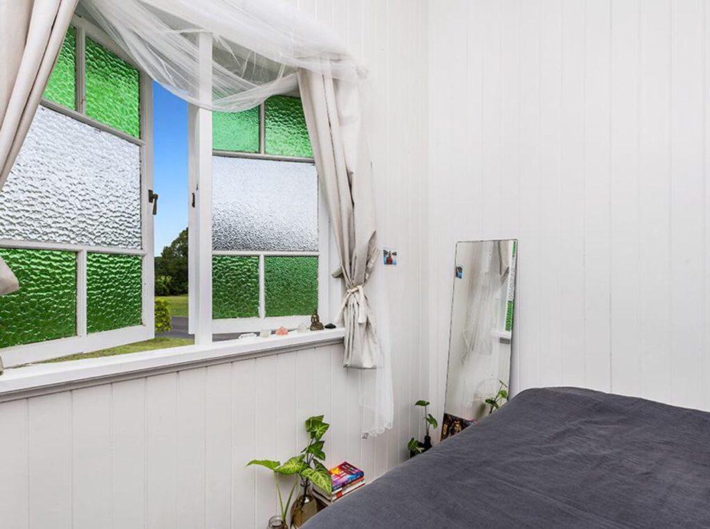 Bangalow Queenslander bedroom