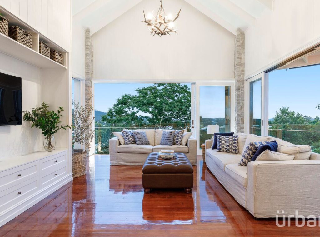 colonial Queenslander Paddington living