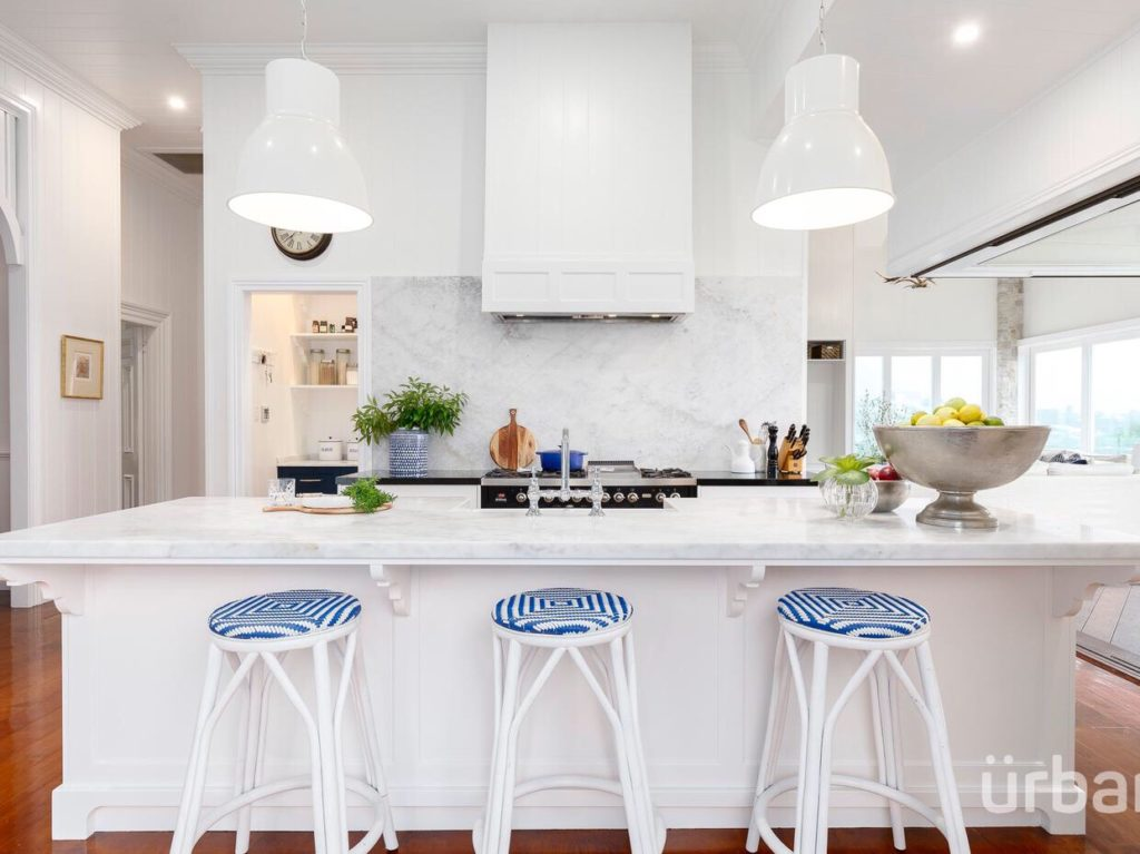 colonial Queenslander Paddington kitchen