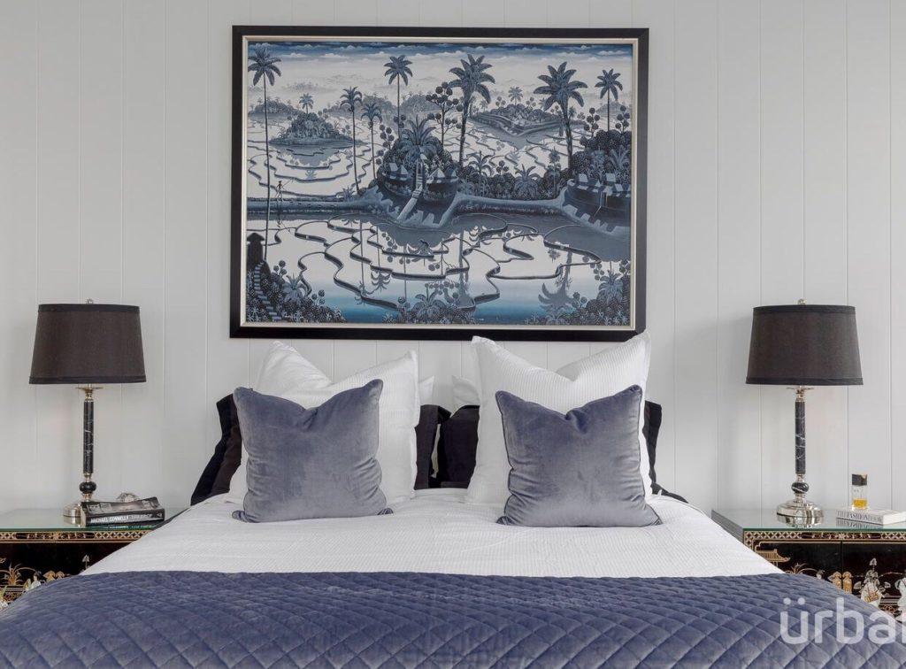 colonial Queenslander Paddington bedroom