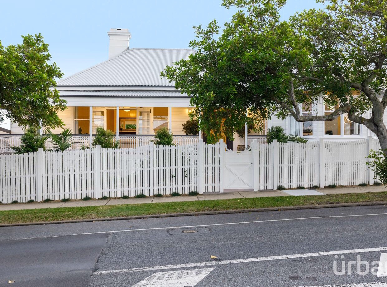 colonial Queenslander Paddington exterior