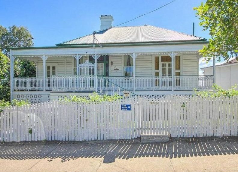 colonial Queenslander exterior