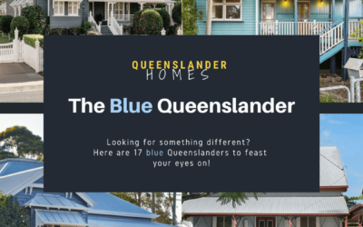 The Blue Queenslander