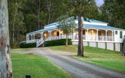 Noosa Hinterland Acreage Queenslander for Sale