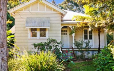 This Clunes cottage on (almost) 100 acres is a charming country home