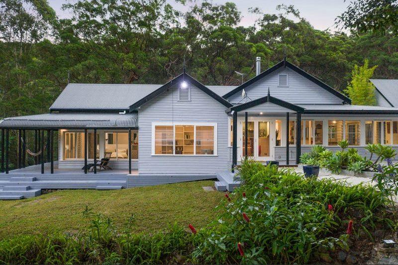 Halekulani, a magical estate in the Byron Bay hinterland, sold